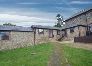 Thumbnail 2 bed barn conversion to rent in Church Lane, Snailwell, Newmarket