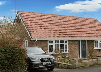 Thumbnail 4 bed detached bungalow for sale in Brackendale Drive, Walesby, Newark