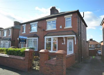 Thumbnail 3 bedroom semi-detached house for sale in Reddish Road, South Reddish, Stockport, Greater Manchester