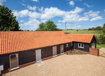 Thumbnail 2 bed barn conversion for sale in Wickham Street, Newmarket