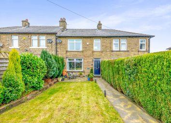 Thumbnail 3 bed terraced house for sale in Norton Terrace, Stocksmoor, Huddersfield