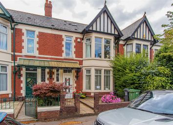 Thumbnail 5 bed property for sale in Marlborough Road, Roath, Cardiff