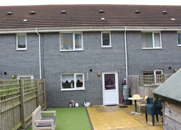 Thumbnail 3 bed terraced house for sale in Berthon Road, Plymouth