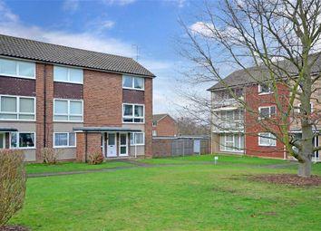 Thumbnail 2 bed maisonette for sale in Basinghall Gardens, Sutton, Surrey