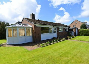 Thumbnail 3 bed bungalow for sale in Woodend Drive, Carlisle