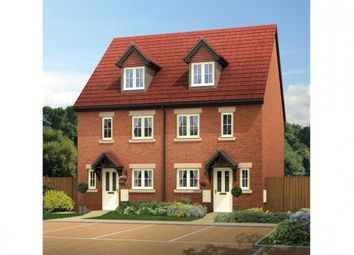 "Thumbnail 4 bed semi-detached house for sale in ""Avon"" at West Park Drive, Macclesfield"