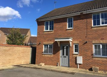 Thumbnail 3 bed property to rent in Goodwood Close, Corby