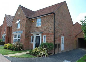 Thumbnail 4 bed detached house for sale in Stanhorn Grove, Felpham, Bognor Regis