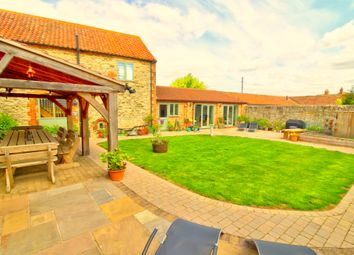 Thumbnail 5 bed detached house for sale in Atterby Lane, Atterby, Market Rasen