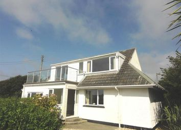 Thumbnail 4 bed detached house to rent in Northcott Mouth Road, Bude, Cornwall