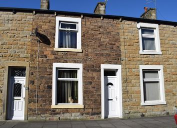 Thumbnail 2 bed terraced house for sale in Burns Street, Padiham, Burnley