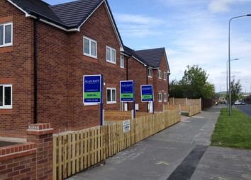 Thumbnail 3 bed semi-detached house to rent in Blenheim Road, Wigan