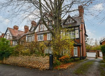 Thumbnail 6 bedroom semi-detached house for sale in Ebers Road, Mapperley Park, Nottingham