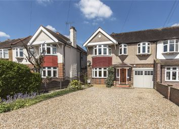 Thumbnail 5 bed semi-detached house for sale in Oldfield Road, Hampton