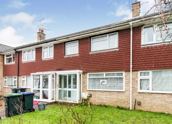 Thumbnail 4 bed terraced house for sale in Verwood Close, Canterbury