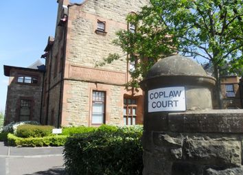 Thumbnail 2 bedroom flat for sale in 15 Coplaw Court, Glasgow
