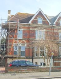 Thumbnail 1 bed flat for sale in Manor Road, Folkestone