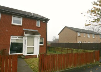 Thumbnail 1 bed semi-detached house for sale in Berriedale Quadrant, Wishaw