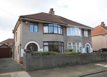 Thumbnail 3 bed semi-detached house for sale in Norwood Drive, Torrisholme, Morecambe