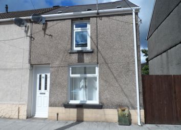 Thumbnail 2 bed semi-detached house to rent in Commercial Street, Maesteg