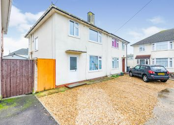 Thumbnail 3 bed semi-detached house for sale in Jacomb Place, Gosport