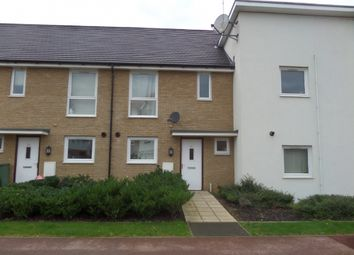 Thumbnail 3 bedroom terraced house to rent in Top Fair Furlong, Redhouse Park, Milton Keynes