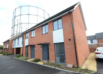 Thumbnail 2 bedroom end terrace house for sale in Robert Parker Road, Reading, Berkshire