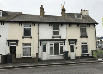 Thumbnail 2 bedroom terraced house to rent in Maison Dieu Road, Dover