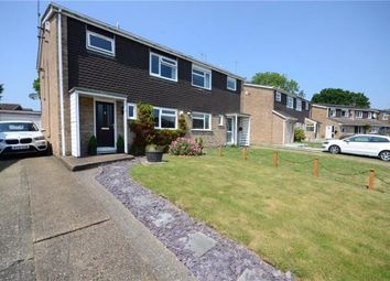 Thumbnail 3 bed semi-detached house for sale in Cypress Road, Woodley, Reading