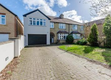 Thumbnail Semi-detached house for sale in Great Shelford, Cambridge