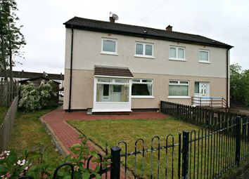 Thumbnail 3 bed semi-detached house to rent in Wood Crescent, Newarthill, Motherwell
