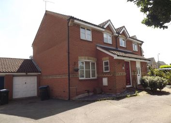 Thumbnail 3 bed property to rent in Bentley Drive, Harlow, Essex