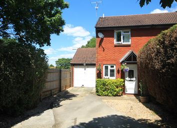 Thumbnail 2 bed end terrace house for sale in Brent Close, Thatcham