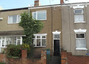 2 bed terraced house for sale in Heneage Road, Grimsby DN32