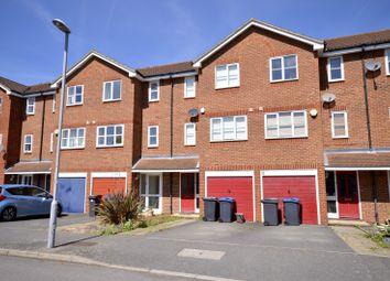 Thumbnail 3 bed town house for sale in Windrush, New Malden