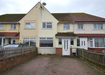 Thumbnail 3 bed terraced house for sale in West Way, Lancing, West Sussex