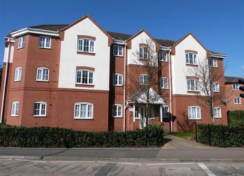Thumbnail 2 bed flat for sale in New Penkridge Road, Cannock