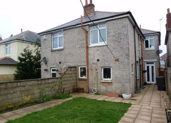 Thumbnail 3 bed semi-detached house for sale in Christchurch Road, Boscombe East, Bournemouth, Dorset, United Kingdom