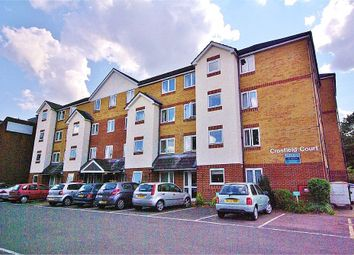 Thumbnail 1 bed flat to rent in Crosfield Court, 244-248 Lower High Street, Watford, Hertfordshire