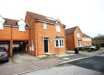 Thumbnail 4 bed link-detached house for sale in Tailby Avenue, Kettering