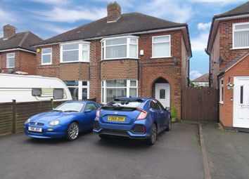 Thumbnail 3 bed semi-detached house for sale in Wiltshire Road, Chaddesden, Derby