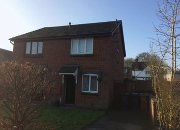 Thumbnail 2 bed semi-detached house to rent in Windsor Court, Burbage, Hinckley