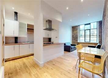 Thumbnail 2 bed flat to rent in Saxon House, 1 Thrawl Street, London