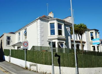 Thumbnail 3 bed maisonette for sale in Kimberley Park Road, Falmouth