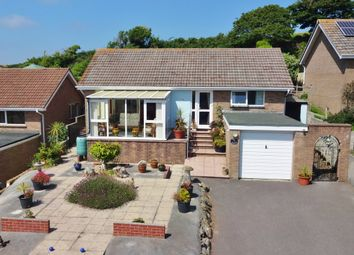 Thumbnail 2 bed detached bungalow for sale in Longfield Drive, Salcombe, South Devon
