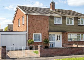 Thumbnail 3 bed semi-detached house for sale in Salcombe Crescent, Totton, Southampton