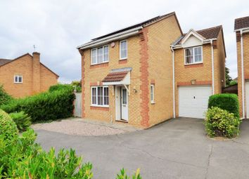 Thumbnail 3 bed detached house for sale in Hayward Close, Abbeymead, Gloucester