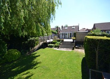 4 bed bungalow for sale in Lumbertubs Rise, Boothville, Northampton NN3
