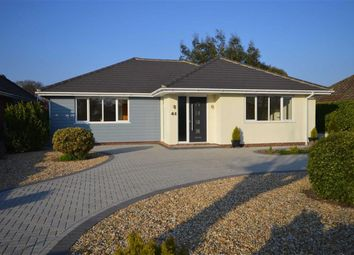 Thumbnail 3 bed detached bungalow for sale in Crossmead Avenue, New Milton