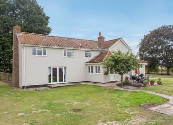 Thumbnail 5 bed detached house for sale in Milestone Lane, Wicklewood, Wymondham